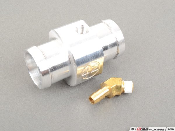 ES#3080239 - 7151215 - MK3 VR6 Y Adaptor - Swap out your brittle plastic adapter for this aluminum version - 42 Draft Designs - Volkswagen