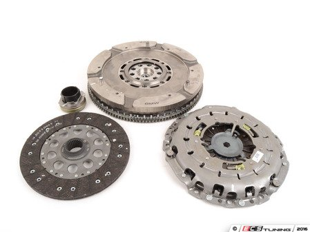 ES#40959 - 21207567226 - Dual-Mass Flywheel And Clutch Kit - Everything you need to replace a worn clutch - Genuine BMW - BMW