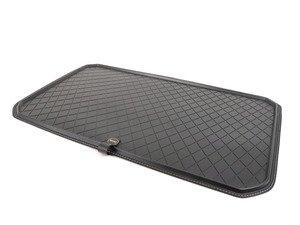 ES#2787465 - 51472358313 - Fitted Luggage Compartment Matt - Black - Lines the upper storage area of the trunk - Genuine MINI - MINI