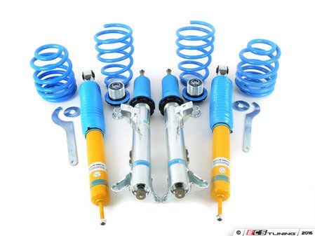 ES#248337 - 48-115674 - B16 PSS9 Coilover System - Height adjustable suspension system offering adjustable compression and rebound to dial in for competition, comfort, or anywhere in between. World-famous Bilstein quality with a limited lifetime warranty! - Bilstein - BMW