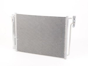 ES#2802827 - 64536914216 - Air Conditioning Condenser - Keep your air conditioning system cooling efficiently - Rein - BMW