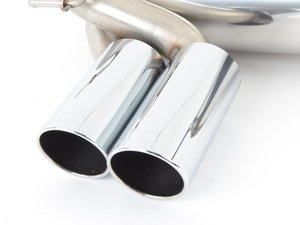 ES#3033703 - 983406 - Supersprint Performance Muffler - 2x80mm Tips - A low exhaust note with a free flow design - Supersprint -