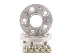 ES#1303434 - 3035634 - H&R DRM Series Wheel Spacers - 15mm (1 Pair) - 5x108, 63.3CB for studs 12x1.5mm - H&R -