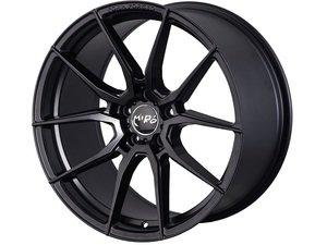 "ES#3146038 - wf25.925212KT2 - 19"" Form Forged F25 Wheels - Set Of Four - 19""x9.5"" ET40 CB57.1 5x112 Matte Black - Miro - Audi Volkswagen"