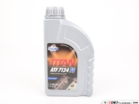 ES#2710265 - 001989780309 - Automatic Transmission Fluid - Priced Each - One (1) Liter Bottle - Meets Mercedes Specification 236.15 (ATF 134 FE) - Fuchs - Mercedes Benz