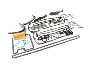 ES#2999269 - 11311435026KT6 - Timing Chain Kit - Contains required components for replacement of timing chain guide rails using quality OE parts - just add your favorite fluids for a comprehensive service - Assembled By ECS - BMW
