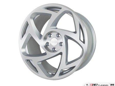 """ES#3438194 - s51985511235KT - 19"""" R8S5 Wheels - Set Of Four - 19""""x8.5"""", 5x112, et35, 66.56CB - Matte Silver/Machined Face - Radi8 - Audi"""