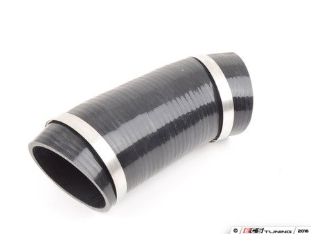 ES#2864564 - 034-108-3010 - Silicone Air Intake Duct / MAF Hose - Larger inside diameter and smoother surface for better flow, and stiffer construction to prevent collapsing - 034Motorsport - Audi