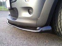 ES#3146197 - 1211250150 - Carbon Fiber Front Splitter - Class II carbon fiber front splitter for MINI Cooper S - Racing Dynamics - MINI