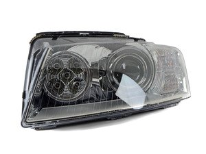 ES#387841 - 4E0941003BG - AFS Xenon Headlight - Left - Does not include gas discharge bulb - Genuine Volkswagen Audi - Audi