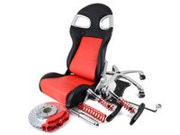 ES#3060097 - PSF1001R - RaceChairs - Perfect computer chair for car guys! - RaceChairs - Audi BMW Volkswagen Mercedes Benz MINI Porsche