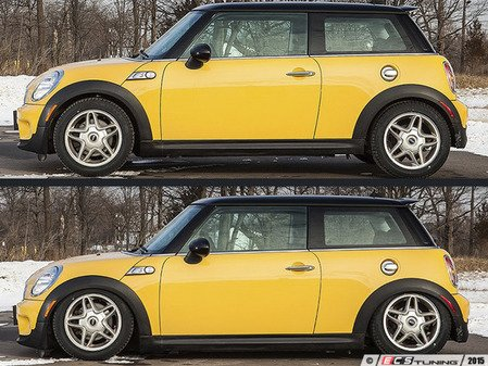 """ES#3978859 - 785543/8 R56 - Build-Your-Own Air Lift Performance Kit - 3/8"""" Lines - Choose your struts, management, tank option and more - Air Lift - MINI"""