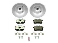 ES#3145456 - ESK369 - Euro-Stop Brake Kit - Rear (226x10) - A quality braking kit to restore braking performance - Power Stop - Volkswagen