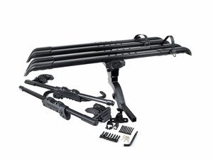 ES#3125841 - 1130 - SplitRail Platform Hitch Rack - Easily carries two bikes!