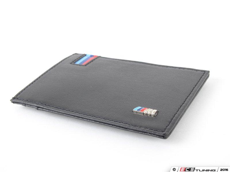 Genuine BMW - 80212410936 - ///M Business Card Case - (NO LONGER ...