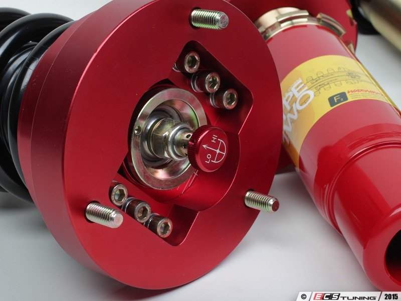 function&form parts - F2-E46T2 - Function & Form Type 2 Coilovers