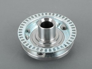 ES#3141846 - 1J0407613G - Wheel Hub - Priced Each - With ABS speed ring, fits left or right side. - Optimal - Audi Volkswagen