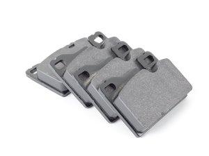 ES#1873799 - HB198S.685 - HT-10 Race Brake Pad Set - Upgrade to Hawk performance pads - Hawk - Porsche