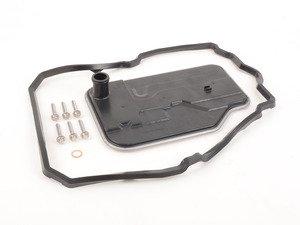 ES#2776551 - 2212770195KT5 - Transmission Filter Kit - Includes filter, pan gasket, and hardware - Assembled By ECS - Mercedes Benz
