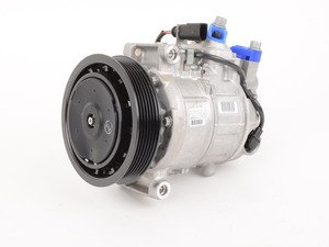 ES#3219137 - 8K0260805K - A/C Compressor - Get your car cool again with this new A/C compressor - Denso - Audi