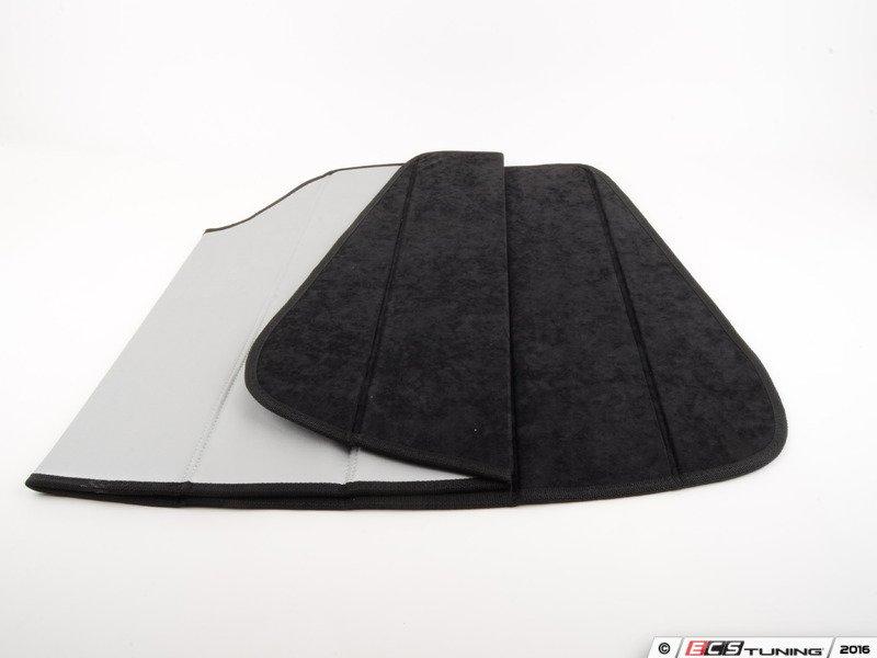 genuine volkswagen audi zaw064360c sun shade zaw 064. Black Bedroom Furniture Sets. Home Design Ideas