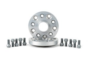 ES#2576094 - 407557251 - TRAK+ Wheel Adapter - 20mm Thickness - Adapts Audi/VW wheels (5x112 bolt pattern, 57.1mm center bore) to your BMW (5x120 bolt pattern, 72.6mm center bore) - H&R - BMW