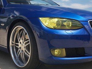 ES#1867644 - B021-Y - Headlight Protective Film - Yellow - Euro looks and protection at the same time - Lamin-X - BMW