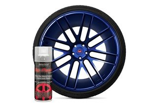 ES#3146951 - DPA-DeepSeA - Deep Sea Blue DipPearl - 11oz. Can - Perfect for Wheels, Trim, Emblems and Small Surfaces - DipYourCar - Audi BMW Volkswagen Mercedes Benz MINI Porsche