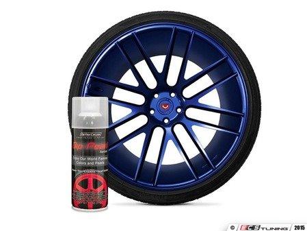 ES#3146951 - DPA-DeepSeA - Deep Sea Blue DipPearl - 11oz. Can - Perfect for Wheels, Trim, Emblems and Small Surfaces - DipYourCar - Audi BMW Volkswagen Mercedes Benz MINI Porsche