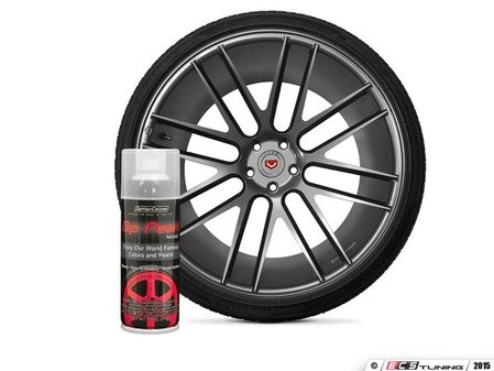 ES#3146953 - DPA-HyperSilver - Hyper Silver DipPearl - 11oz. Can - Perfect for Wheels, Trim, Emblems and Small Surfaces - DipYourCar - Audi BMW Volkswagen Mercedes Benz MINI Porsche