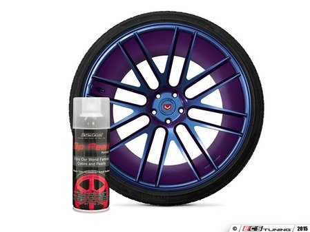 ES#3146954 - DPA-IrisViolet - Iris Violet Flip DipPearl - 11oz. Can - Perfect for Wheels, Trim, Emblems and Small Surfaces - DipYourCar - Audi BMW Volkswagen Mercedes Benz MINI Porsche