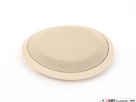 ES#98630 - 51416975507 - Beige Door Speaker Cover - Left - Replace your broken speaker cover - Genuine BMW - BMW