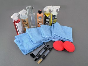 ES#2622743 - 1234CGMI - Master Interior Detail Kit - For a showroom quality interior - Chemical Guys - Audi BMW Volkswagen Mercedes Benz MINI Porsche