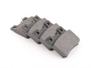 ES#2845926 - 005420172041 - Rear Brake Pad Set - Does not include wear sensor - Genuine Mercedes Benz - Mercedes Benz