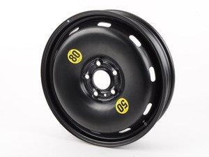 ES#3029044 - 36116851507 - Emergency Compact Steel Wheel - Spare - 17x3.5 ET18 - Genuine BMW - BMW
