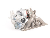 ES#2972472 - CTS-B8-2.0T-K04K - CTS K04 Turbocharger Kit - Features all required hardware and Hi-Flow catalytic converter - CTS - Audi