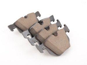 ES#2712009 - 34216868497 - Rear Brake Pad Set - Genuine brake pads direct from BMW - Genuine BMW - BMW