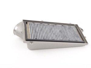ES#1688979 - 1560940506 - Air Box Top Cover With Mass Air Flow Sensor - Top cover for air filter housing - Left - Genuine Mercedes Benz - Mercedes Benz