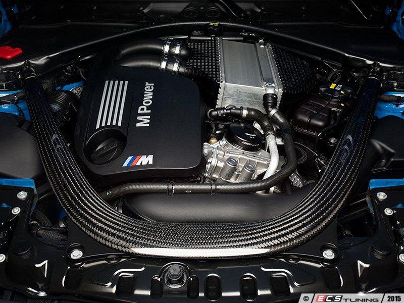 ECS News - BMW F07/F10 5 Series Billet Oil Filter Cap