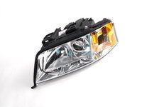 ES#370405 - 4B0941003BE - Halogen Headlight - Left - Includes bulbs - Genuine Volkswagen Audi - Audi