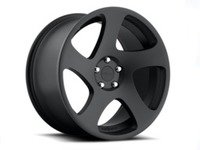 "ES#2859274 - r13219854345KT - 19"" TMB - Set Of Four - 19""x8.5"" ET45 5x112 - Matte Black - Rotiform - Audi Volkswagen"