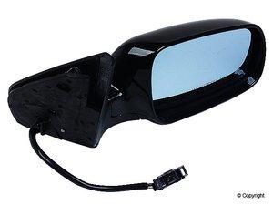 ES#11363 - 1J1857508k - OE Rear View Mirror Assembly - Right Side - Complete power mirror assembly, heated & mirror lens - Genera -