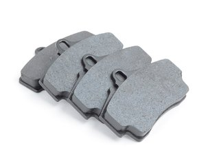 ES#1305863 - HB290N.606 - HP Plus Compound Performance Brake Pads - Race worthy, streetable brake pad - Hawk - Porsche