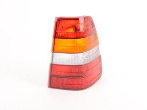 ES#2739044 - 1248202066 - Tail Lamp Lens - Right Side - Does not include new bulb holder - ULO - Mercedes Benz
