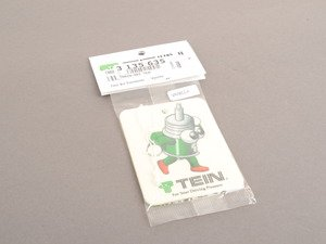 ES#3135635 - TN028-001 - Tein Air Freshener - Vanilla  - Hanging air freshener with the Tein mascot on front - Tein - Audi BMW Volkswagen Mercedes Benz MINI Porsche