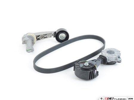 ES#2587140 - 11287566789KT2 - Accessory Belt Kit - Complete accessory belt pulley change - Assembled By ECS - MINI