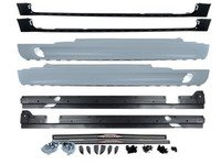 ES#2966520 - 51712156417KT - JCW Aero Side Skirt Kit - Add only the JCW side skirts and door sills - Genuine MINI - MINI