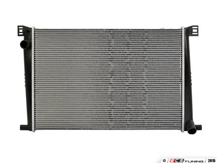 ES#3148262 - 3429 - Aluminum Radiator - Mounts to the core support and 10% more efficient then stock - CSF - MINI