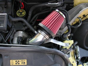 ES#3146206 - 1425250102 - Cold Air High Performance Air Intake - Improves economy, sound and throttle response. - Racing Dynamics - MINI