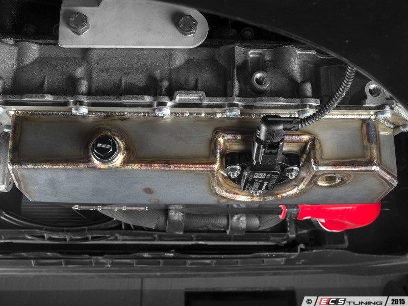 ECS News - ECS Tuning Stainless Steel Oil Pan For VW & Audi